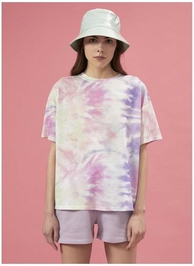 Koton Koton T-Shirt Mor